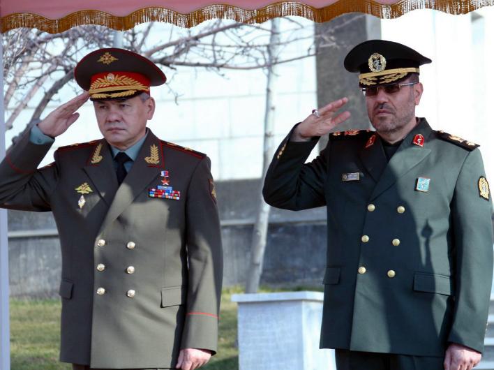 Россия выйдет к Персидскому заливу