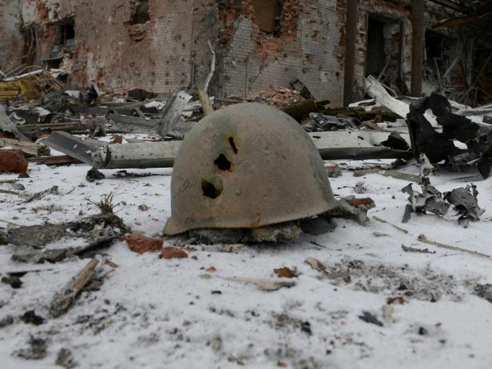 За спиной фашистов на Украине пустота