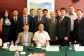 По приглашению ЦК КПК в Китае находится делегация КПРФ