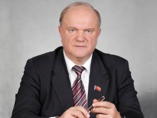 Г.А. Зюганов назвал разумными предложения парламента по Украине