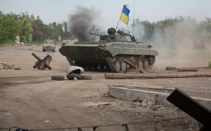 Украина. Война уже рядом. Осталось недолго…