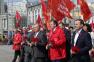 Возложение цветов к памятнику К.Марксу (05.05.18)
