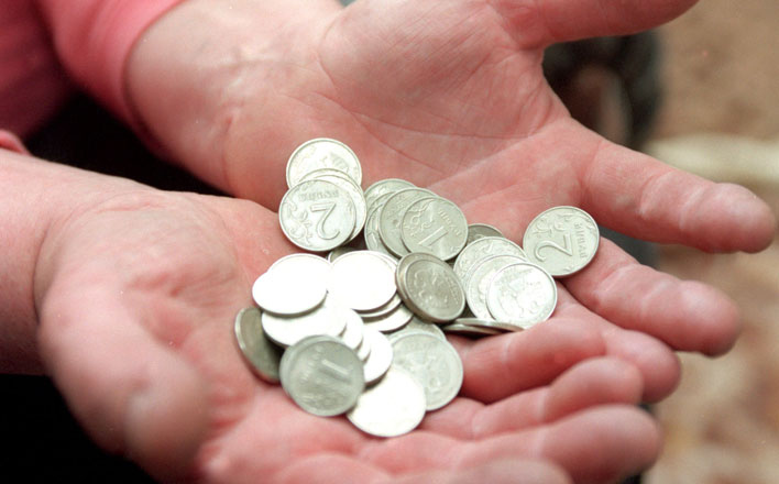 Долги по зарплате в России растут стремительно