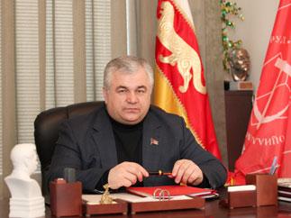 К.К. Тайсаев: «Юго-восток Украины стал главным местом схватки за будущее славянских народов»