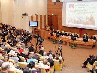 В год 300-летия со дня рождения М.В.Ломоносова коммунисты призывают вернуться к его наследию