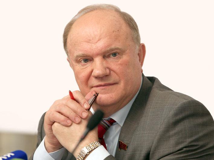 Г.А.Зюганов: Страна остаётся объектом для разграбления