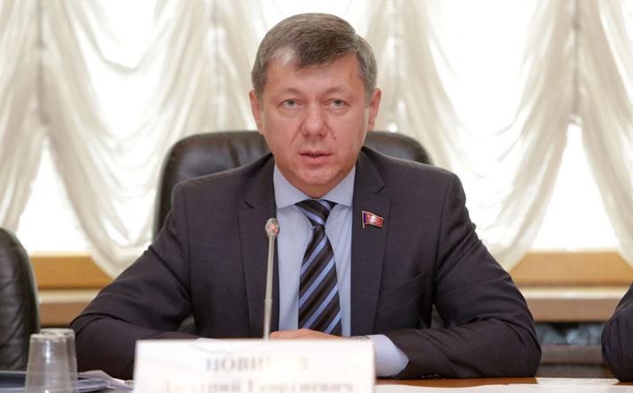 Д.Г. Новиков: Слова «своих не сдаём» нужно подтверждать каждый день