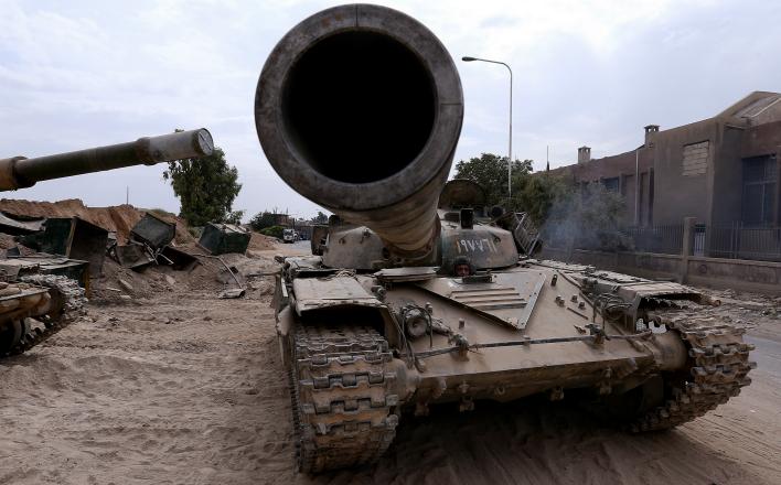 Боевики нарушают перемирие в Сирии постоянно