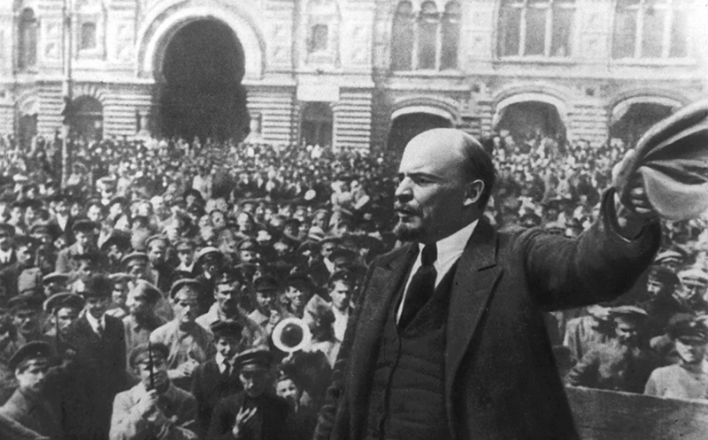Симпатии россиян на стороне большевиков