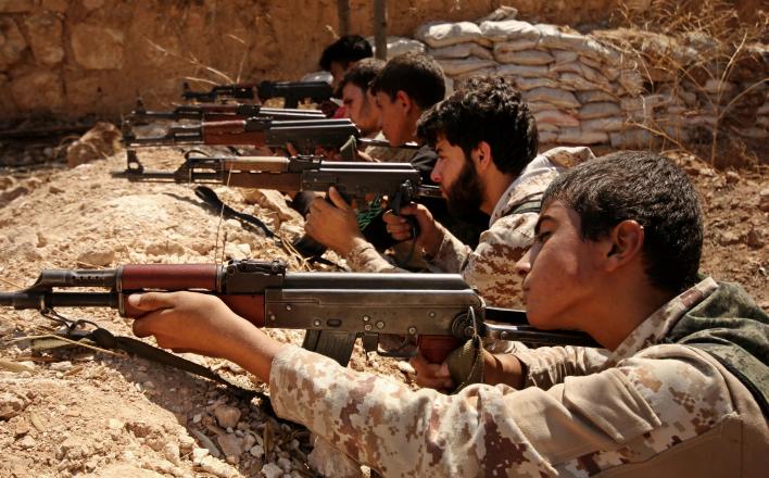 Подвиг защитников авиабазы Абу ад-Духур