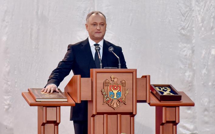 Главы Молдавии и Приднестровья провели встречу впервые за восемь лет