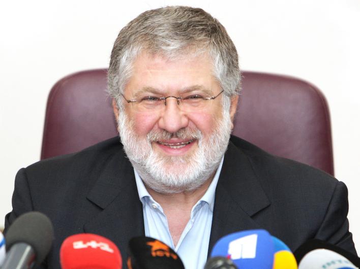 Коломойский вторгся в Донбасс
