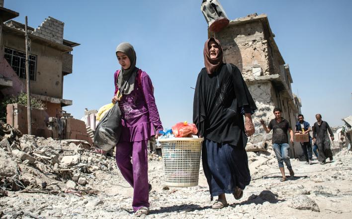 Американцы погружают Ближний Восток в террор и хаос по отработанной схеме