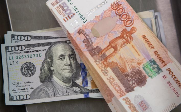 Россия прощается со 100 миллиардами долларов