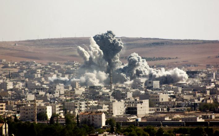 Перемирие в Сирии нарушено, едва начавшись