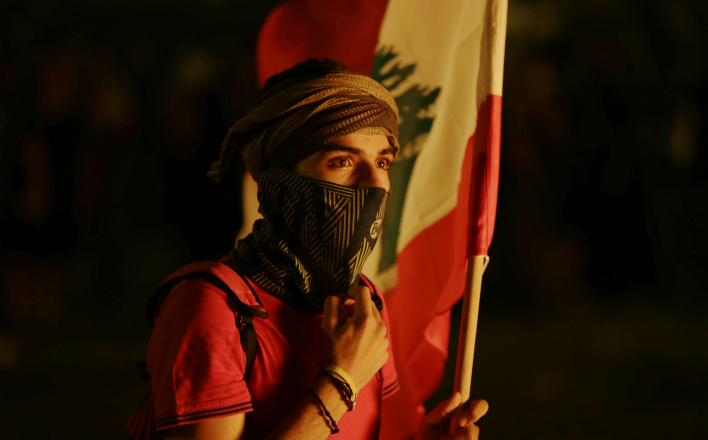 Арабская весна на мусорных кучах в Ливане