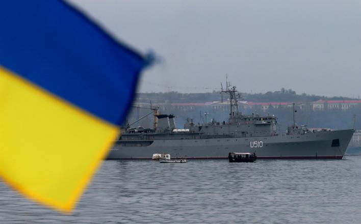 B ВМС Украины вскрыли массовое дезертирство и поездки в Крым