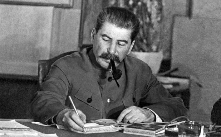 Сохранить память о Сталине