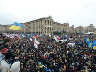 Кто организовал беспорядки на Майдане?