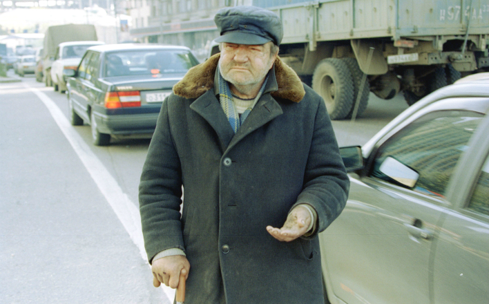 Россияне привыкают к бедности