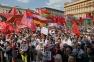 Демонстрация и митинг КПРФ в День Победы (09.05.16)