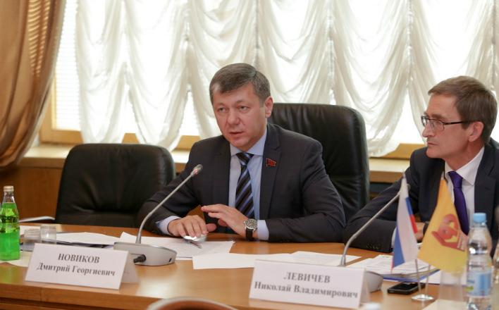 В Госдуме обсудили способы укрепления нацбезопасности при использовании программного обеспечения