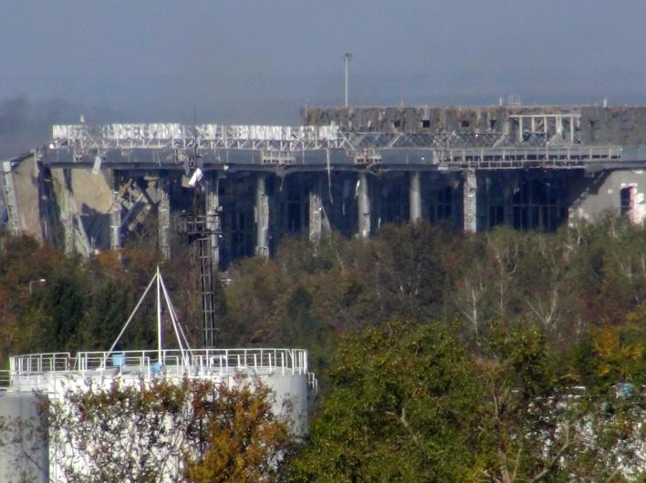 Бои в Донбассе возобновились