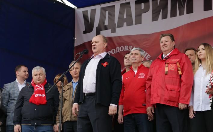 Требуем честных выборов не на словах, а на деле! Заявление Центрального штаба по координации протестных действий