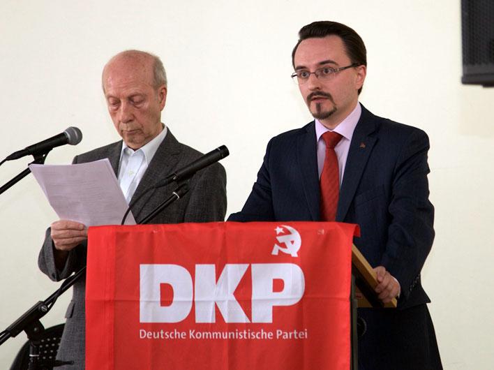 В год 70-летия победы над фашизмом КПРФ и ГКП углубляют сотрудничество