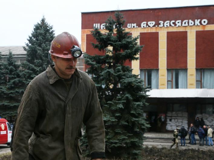 Шахта имени Засядько - запланированная катастрофа
