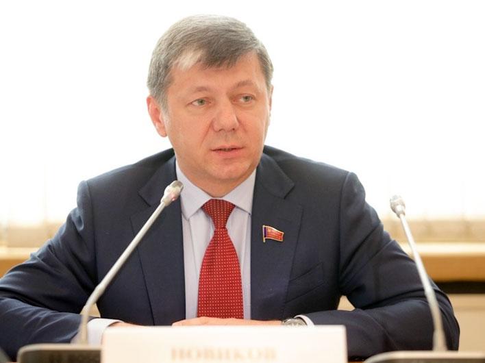 Д.Г. Новиков о работе КПРФ в Госдуме и региональных парламентах