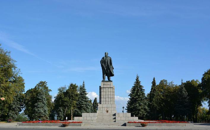 Ульяновск с Лениным вместе