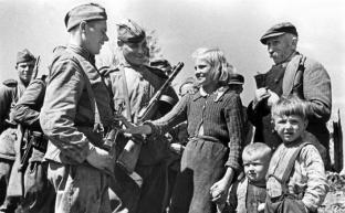 74-я годовщина освобождения Киева Красной Армией