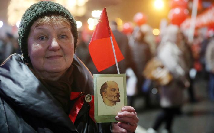Число ностальгирующих по СССР поставило рекорд