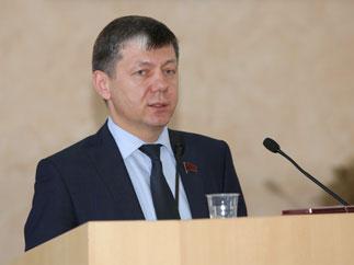 Д.Г. Новиков принял участие в съезде РУСО