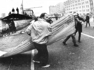 Октябрь 1993-го: когда исчезает страх