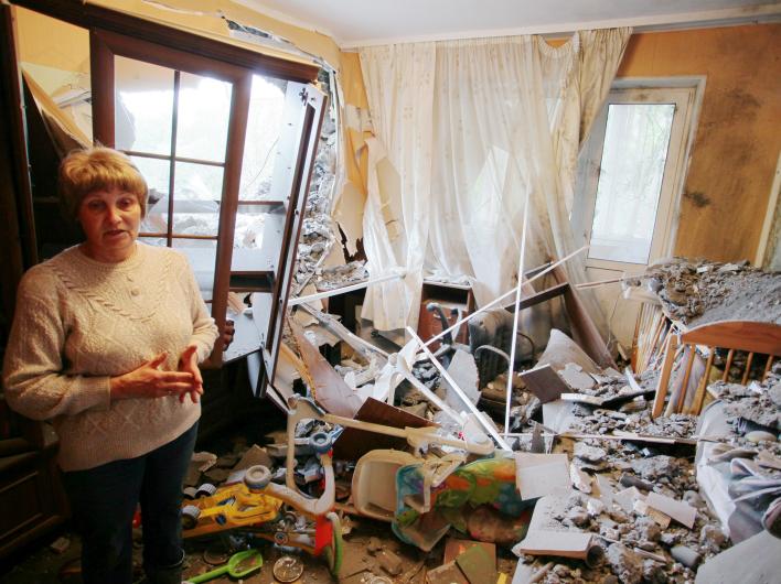 Донбасс на пороге очередного блицкрига