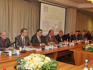 Круглый стол в Госдуме «Космический триумф России»