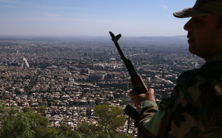 Сирийская Армия перешла в наступление