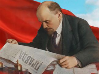 Верность ленинскому завету! Г.А. Зюганов поздравил редакцию газеты «Правда» и ее читателей с выходом 30-тысячного номера