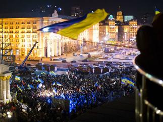Война охватывает Украину