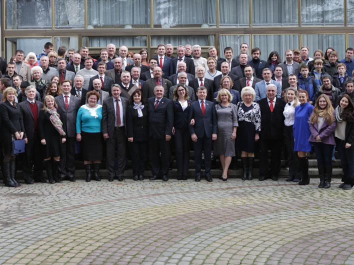 «Крымская конференция 1945 года и современность: от войны к миру»