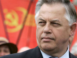 Петр Симоненко: Поджигатели офиса ЦК КПУ – представители исполнительной власти и парламентской коалиции