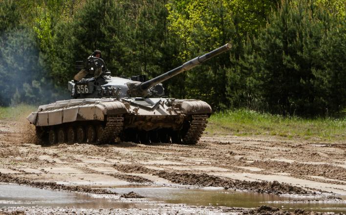 Донбасс. После затишья вновь обострение