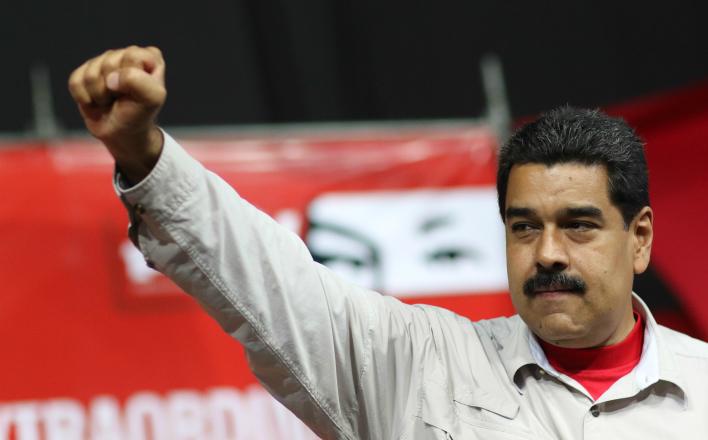 2:0 в пользу Мадуро