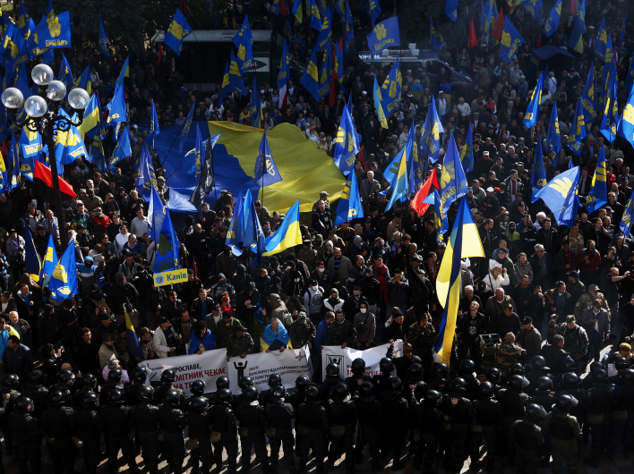 Разрушить Москву, не выезжая из Киева