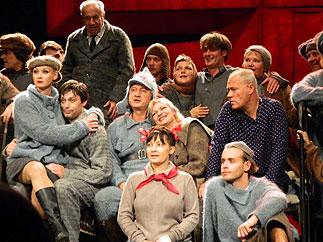 Актеры Московского театра им. Гоголя открыли сайт и опровергли чиновников