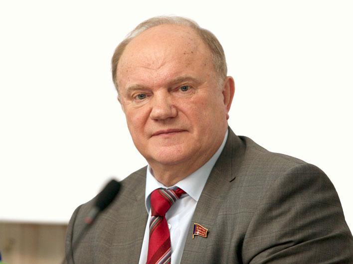 Г.А. Зюганов: Это бюджет дальнейшей деградации страны, ликвидации социальной сферы и всех гарантий