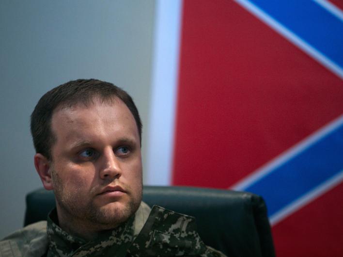 Затишье в Донбассе закончилось