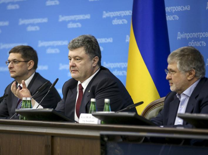 В Киеве начинается новый путч?